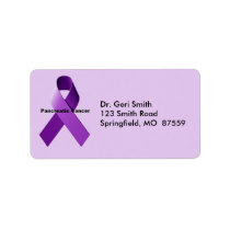 Pancreatic Cancer Label
