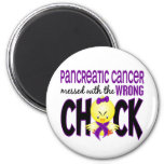 Pancreatic Cancer Messed With The Wrong Chick Magnets