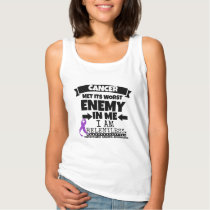 Pancreatic Cancer Met Its Worst Enemy in Me Tank Top