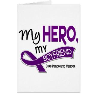 Pancreatic Cancer MY HERO MY BOYFRIEND 42 Cards