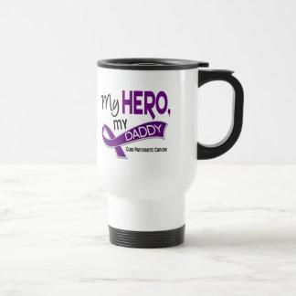 Pancreatic Cancer MY HERO MY DADDY 42 Mug