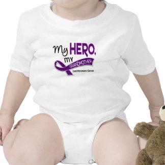 Pancreatic Cancer MY HERO MY GRANDMOTHER 42 Tee Shirts