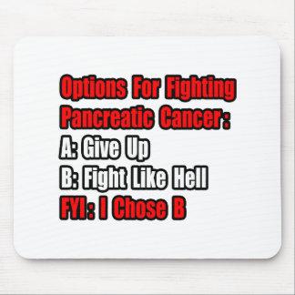 Pancreatic Cancer Options Mouse Mats