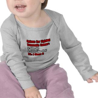 Pancreatic Cancer Options T Shirt