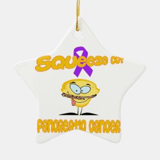 Pancreatic Cancer Ornaments