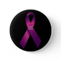 Pancreatic Cancer Ribbon Button