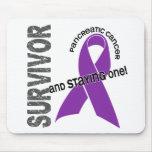 Pancreatic Cancer Survivor 1 Mousepad