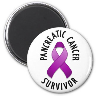 Pancreatic Cancer Survivor Magnet