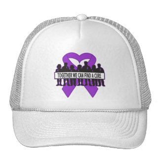 Pancreatic Cancer Together We Can Find A Cure Hat