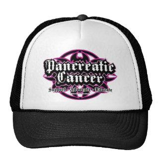 Pancreatic Cancer Tribal Trucker Hat