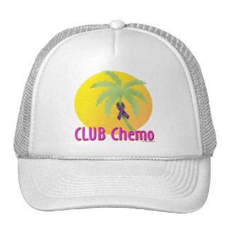 Pancreatic Cancer Trucker Hats