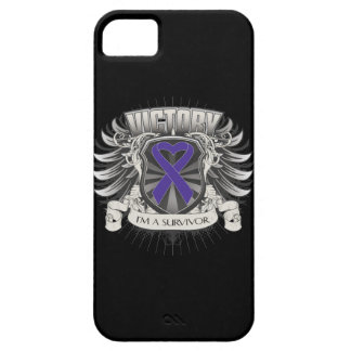 Pancreatic Cancer Victory iPhone 5 Cover