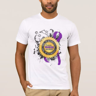 Pancreatic Cancer Warrior 23 T-Shirt