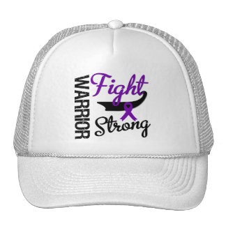 Pancreatic Cancer Warrior Hats
