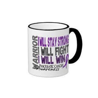 Pancreatic Cancer Warrior Coffee Mug