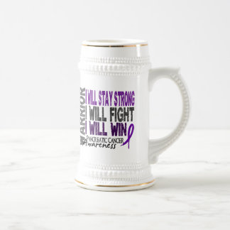 Pancreatic Cancer Warrior Mug