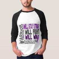 Pancreatic Cancer Warrior T-Shirt
