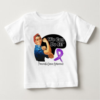 Pancreatic Cancer We Can Do It Rosie The Riveter T-shirts