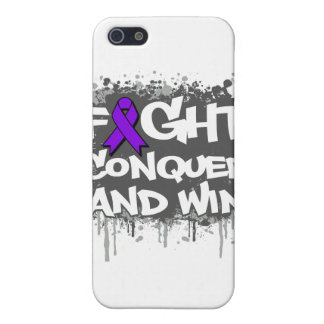 Pancreatitis Fight Conquer and Win Case For iPhone 5