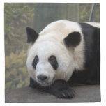 panda112 printed napkin