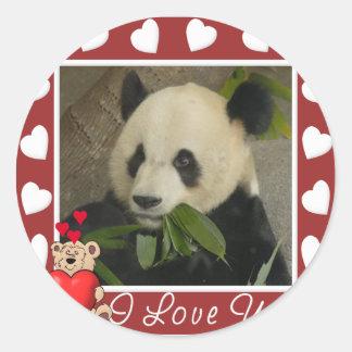 panda1-00024-85x85 round stickers