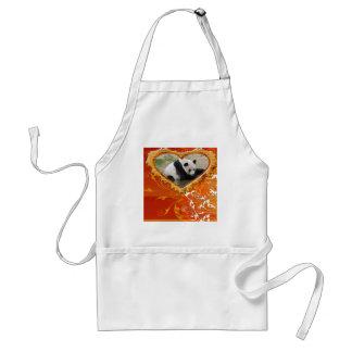 panda1-00145 adult apron
