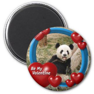 panda1-00149 2 inch round magnet