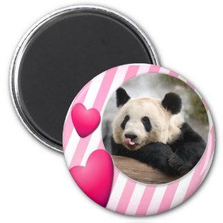 panda1-00306 2 inch round magnet