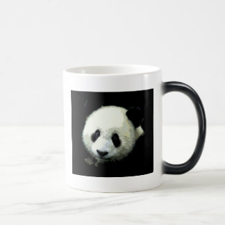 Panda 11 Oz Magic Heat Color-Changing Coffee Mug