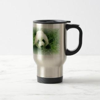 Panda 15 Oz Stainless Steel Travel Mug