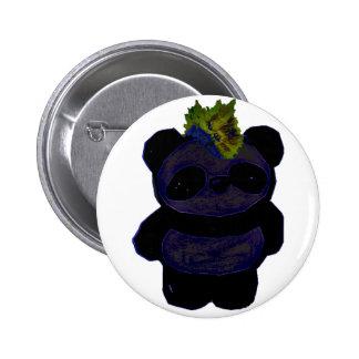 Panda 2 del punk rock pin