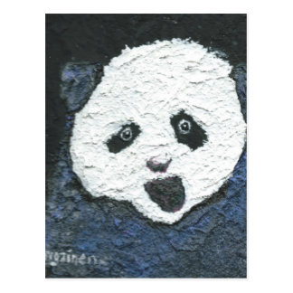 Panda #6 From the Hidden Bamboo Forest Post Cards