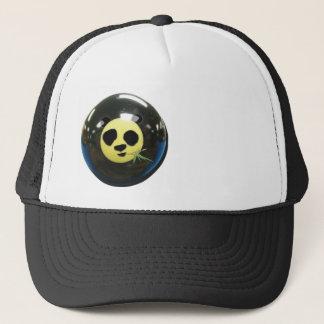 PANDA 8 BALL TRUCKER HAT