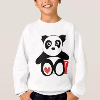 Panda - abráceme poleras