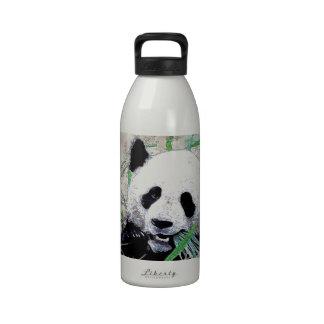 Panda Botella De Agua