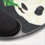 Panda Alfombrilla Gel
