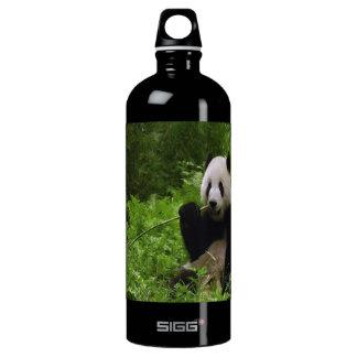 Panda Aluminum Water Bottle