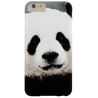 Panda Artwork Barely There iPhone 6 Plus Case