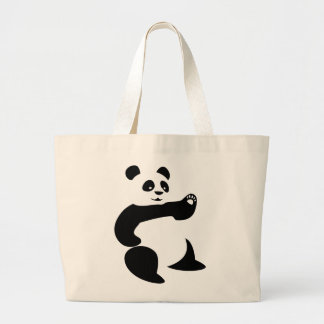 Panda Avatar Tote Bag