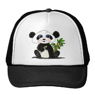 Panda Baby Trucker Hat