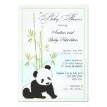 Panda | Baby Shower Invitations