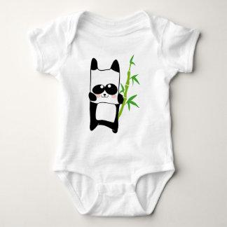 panda bamboo t shirt
