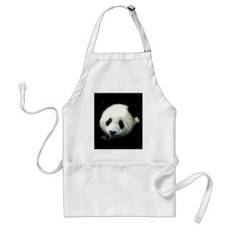 Panda Bear Adult Apron