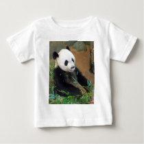 Panda Bear Baby T-Shirt