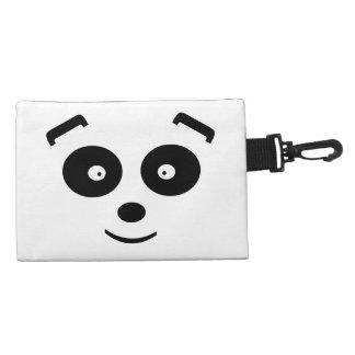 Panda Bear Accessories Bags