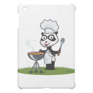 Panda Bear Barbecue Case For The iPad Mini