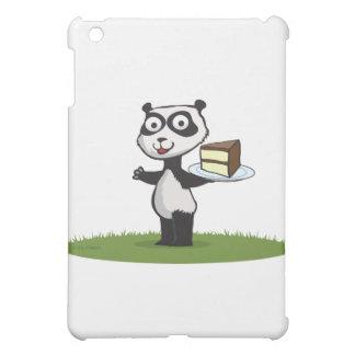Panda Bear Cake iPad Mini Cases
