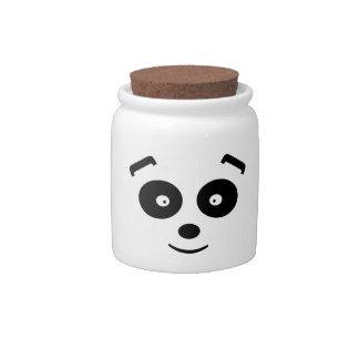 Panda Bear Candy Dish