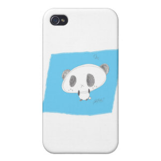 Panda Bear Case For iPhone 4