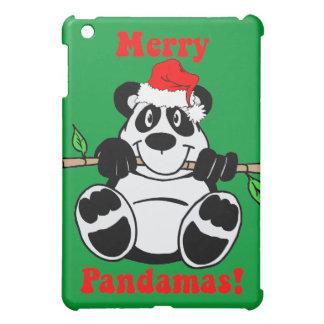 panda bear christmas iPad mini case